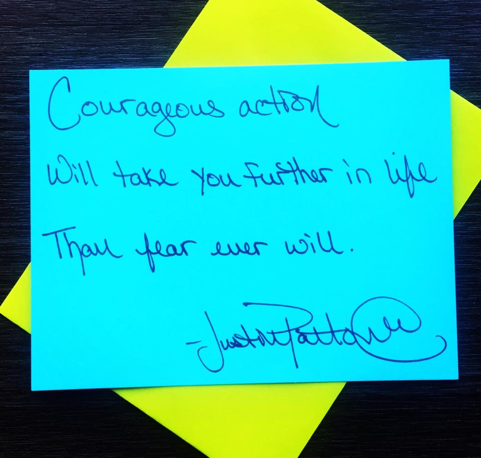 Haiku_Courageous Action