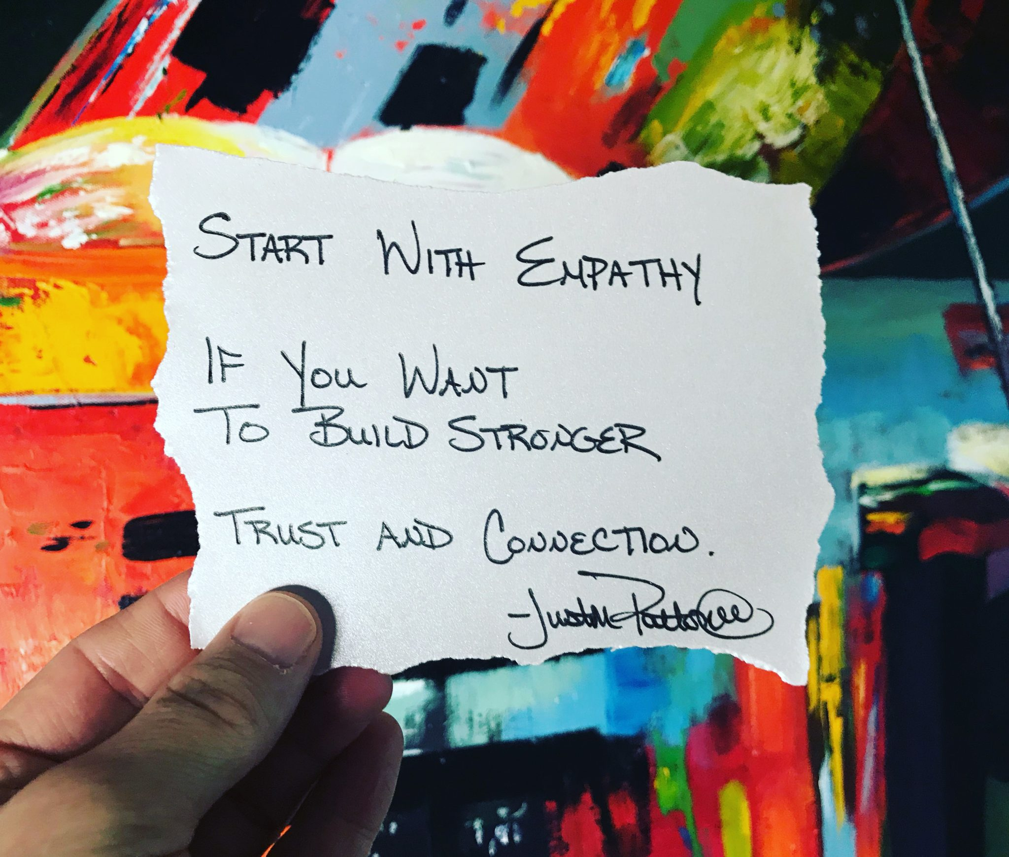How to Show Empathy at Work Leadership Haiku